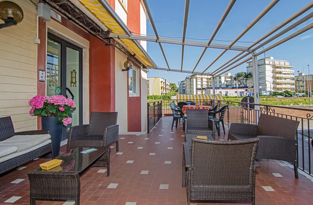 Hotel Laurin a Lido di Camaiore in Versilia Laurin Hotel